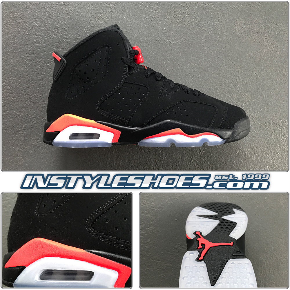 finest selection 2a6ad 67923 2019 Air Jordan 6 GS Infrared 384665-060