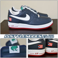 2002 Nike Air Force 1 PR3 Puerto Rico 3