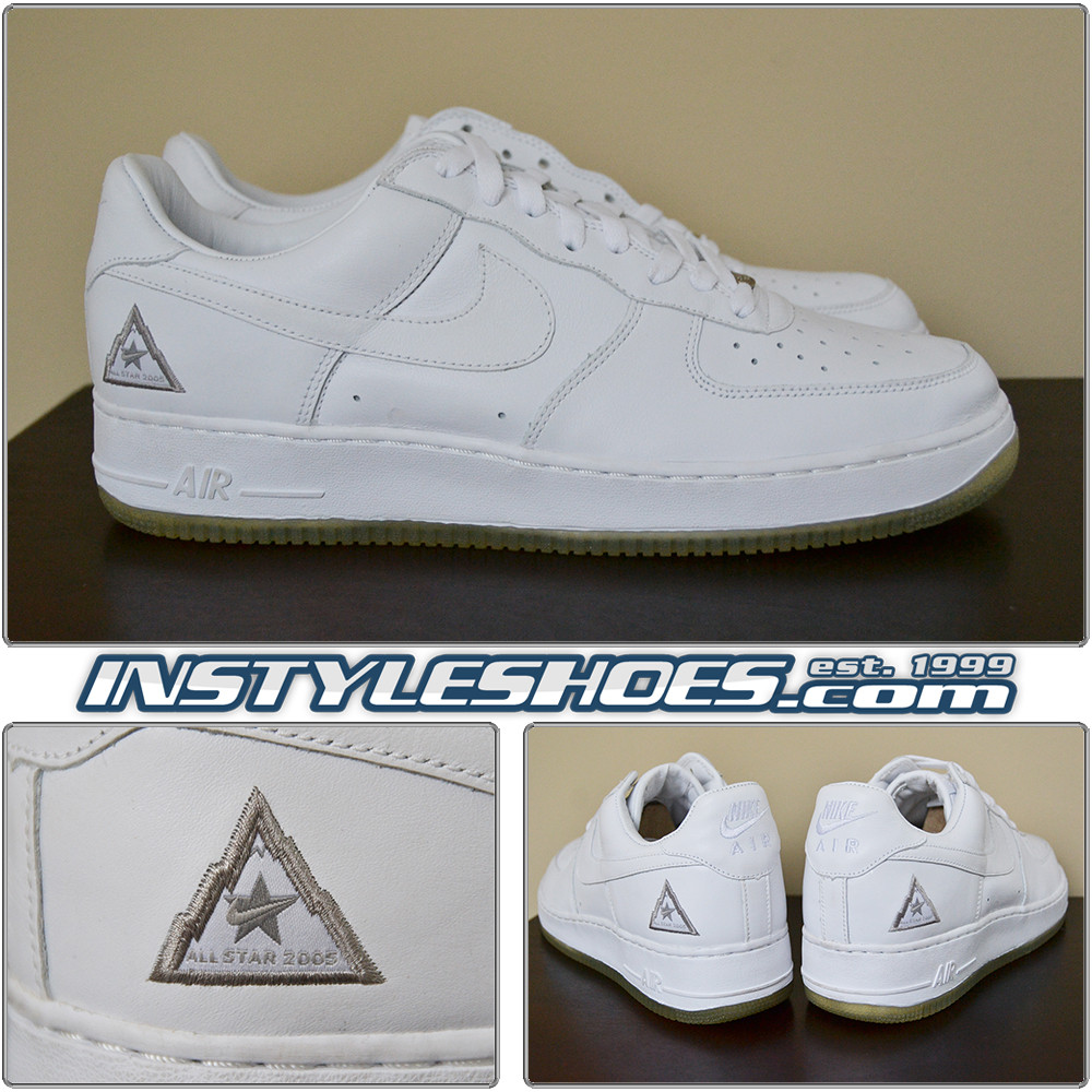 7219f173211b 2005 Nike Air Force 1 Denver All Star