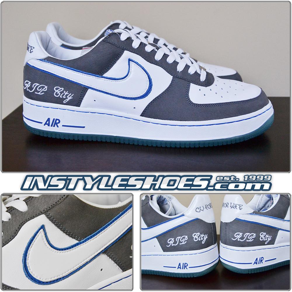 best service 2592d d9411 Nike Air Force 1 Rip Hamilton Promo PE