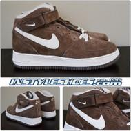 1998 Nike Air Force 1 Chocolate