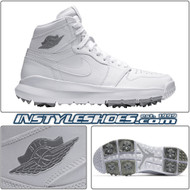Air Jordan 1 Golf White Silver 917717-101
