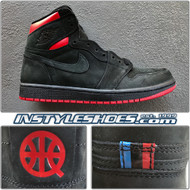low priced 5ddf2 f16c8 Air Jordan 1 Quai 54 AH1040-054