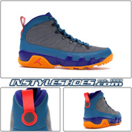 Air Jordan 9 Boot Green Abyss AR4491-300