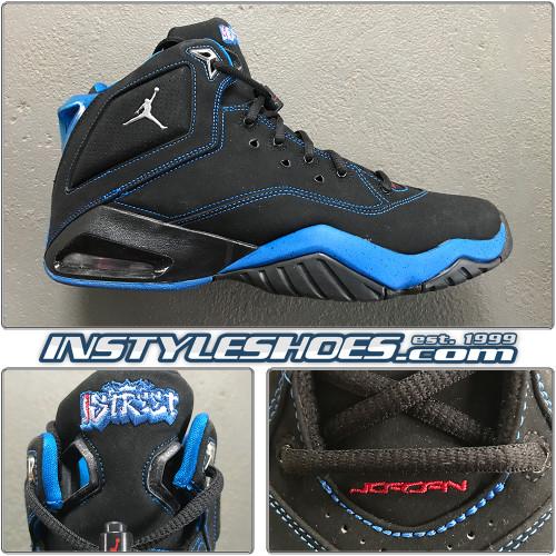 Jordan B'loyal NBA Street Promo
