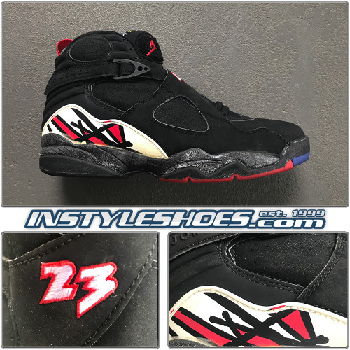 Air Jordan 8 Playoffs OG 130169-060
