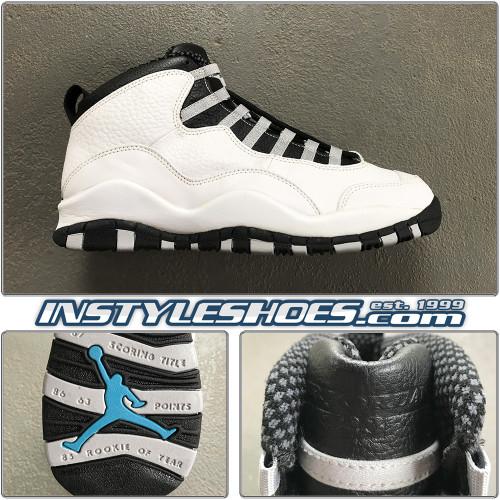 Air Jordan 10 OG Steel 130209-101