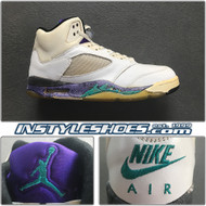 Air Jordan 5 1990 OG Grape