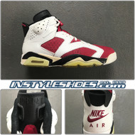 Air Jordan 6 OG 1991 Carmine 4401