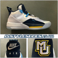 Air Jordan 33 Marquette PE Away