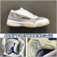 Air Jordan 11 Low IE 1996 Cobalt 130270-101