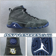 Air Jordan 9 Boot Marquette PE