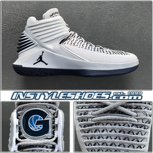 Air Jordan 32 Georgetown PE Away