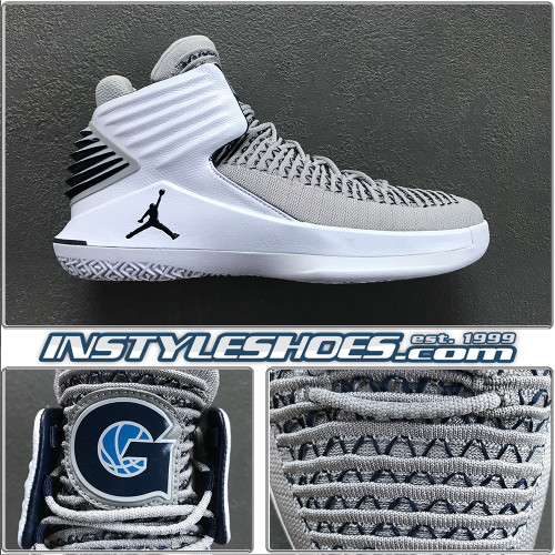 Air Jordan 32 Georgetown PE Home