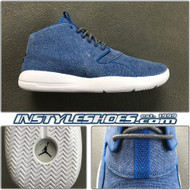 Jordan Eclipse Navy White Chambray