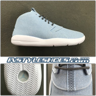 Jordan Eclipse Lt. Blue White Chambray