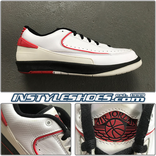 Air Jordan 2 Low Chicago 1995 130236-161