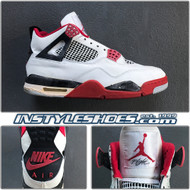 Air Jordan 4 Fire Red 1989 Original