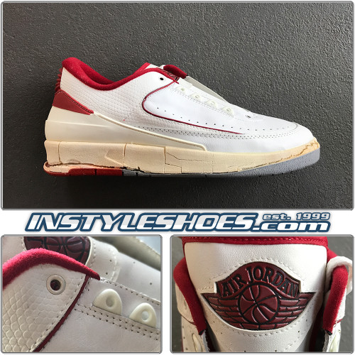 Air Jordan 2 Low 1987 Original