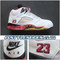 Air Jordan 5 Fire Red 1990 OG