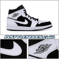 Air Jordan 1 Mid Tuxedo 554724-113