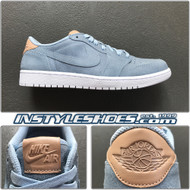 Air Jordan 1 Low Prm Ice Blue 905136-402