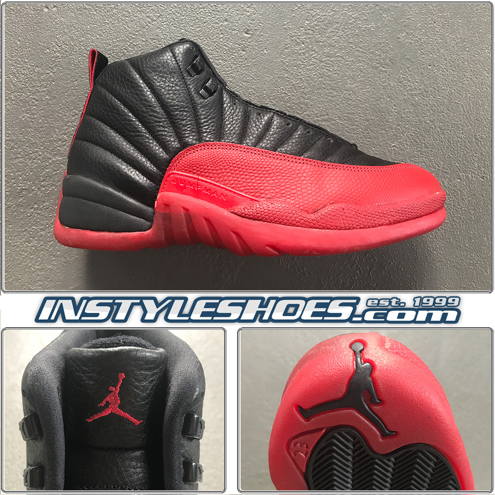 hot sale online b0cf5 c38ff 1997 Air Jordan 12 Flu Game 130690-061