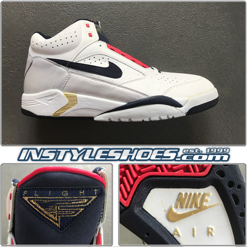 1992 Air Flight Lite Olympic