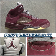 2006 Air Jordan 5 LS Burgundy 314259-602