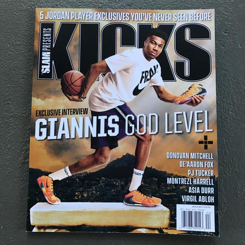 Slam Kicks #22 - Giannis