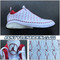 2008 Air Jordan XX3 Low White Red 323405-161