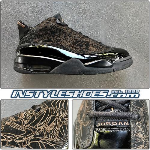 2005 Air Jordan Dub Zero Black Taupe 311046-001