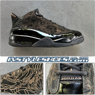 2005 Air Jordan Dub Zero Black Taupe 311046-001
