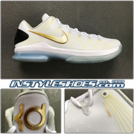 2013 KD 5 Elite White Gold 585385-100