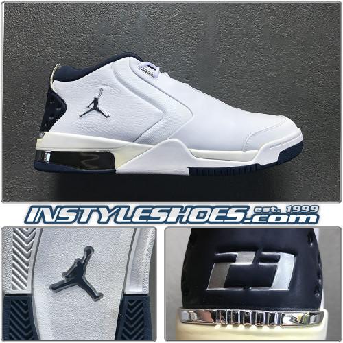 2005 Jordan Big Fund White Navy 310003-101