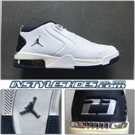 2005 Jordan Big Fund White Navy 310003-101