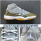 2001 Air Jordan 11 Cool Grey