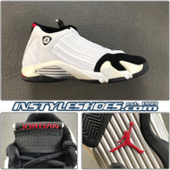 2006 Air Jordan 14 Black Toe