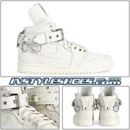 Comme Des Garçons Air Jordan 1 High White