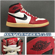 1985 Original Air Jordan 1 Chicago Bulls