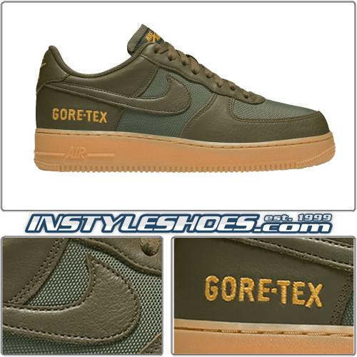Air Force 1 Gore Tex Olive Gum CK2630-200