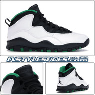 2019 Air Jordan 10 Seattle 310805-137