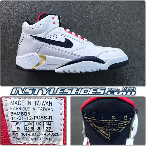 1992 Air Flight Lite Olympic Sales Sample