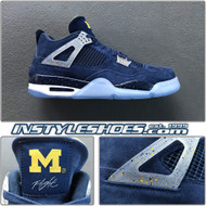 Air Jordan 34 Michigan PE Player Exclusive