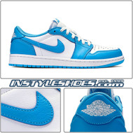 Air Jordan 1 Low Eric Koston Powder Blue CJ7891-401