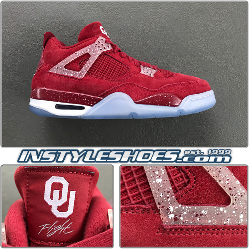Air Jordan 4 OU Player Exclusive