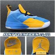 Air Jordan 33 Marquette PE Alternate