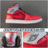 2013 Air Jordan 1 '89 Fire Red 599873-602
