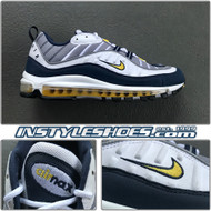 2018 Air Max 98 Tour Yellow 640744-105