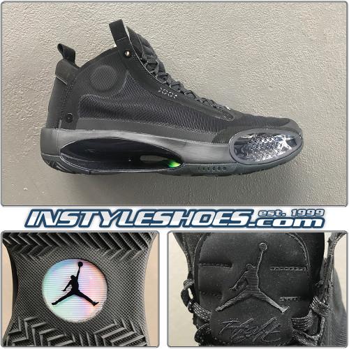 Air Jordan 34 Black Cat AR3240-003